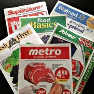 Техника продаж в магазине – разноска листовок.