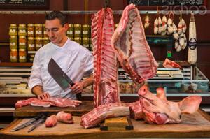 Разделка мяса