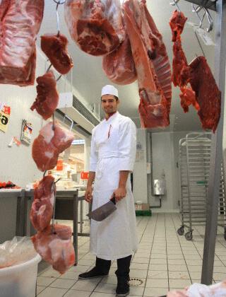Разделка: схемы разделки мяса